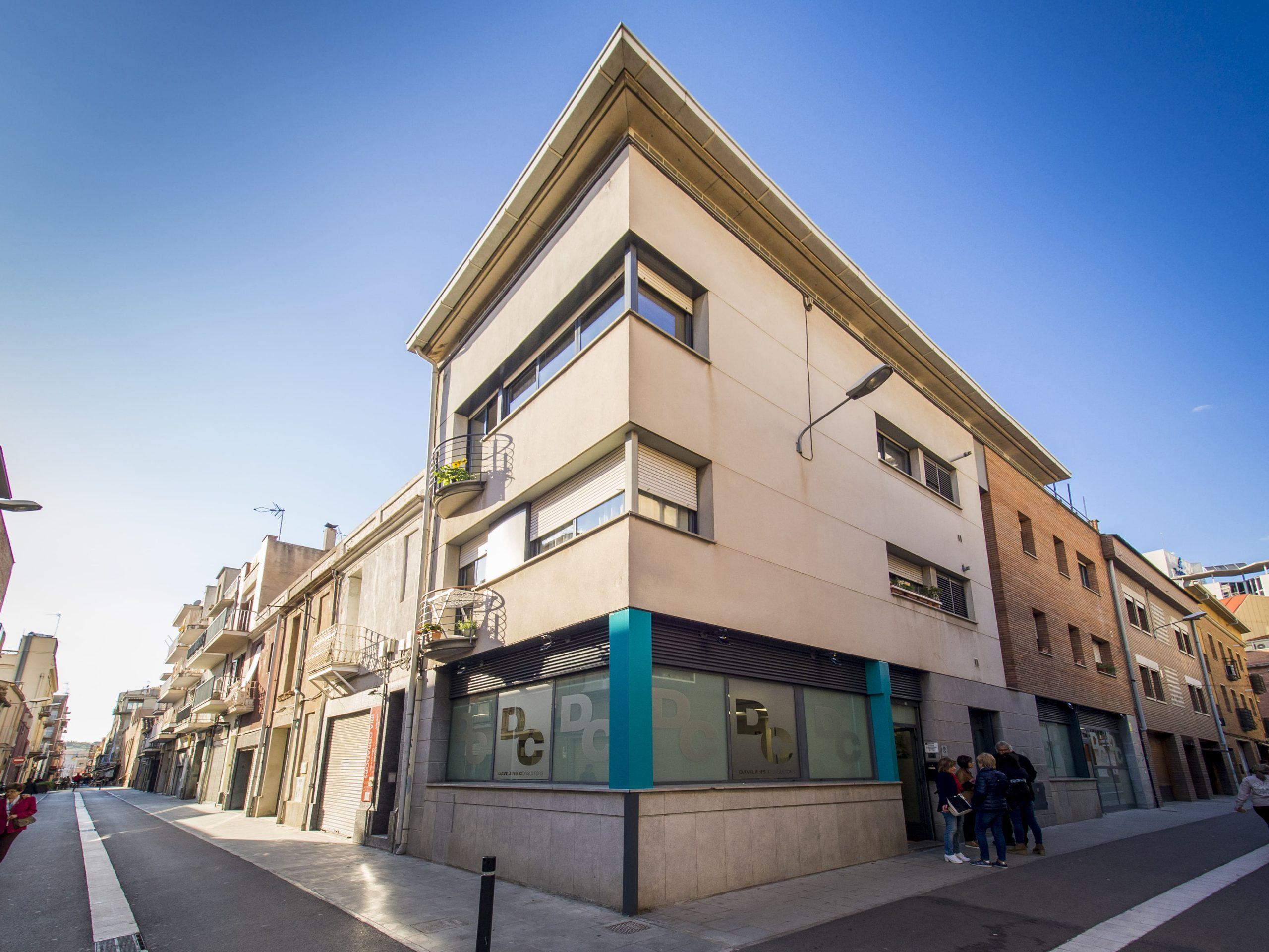Edifici Davilans Consultors